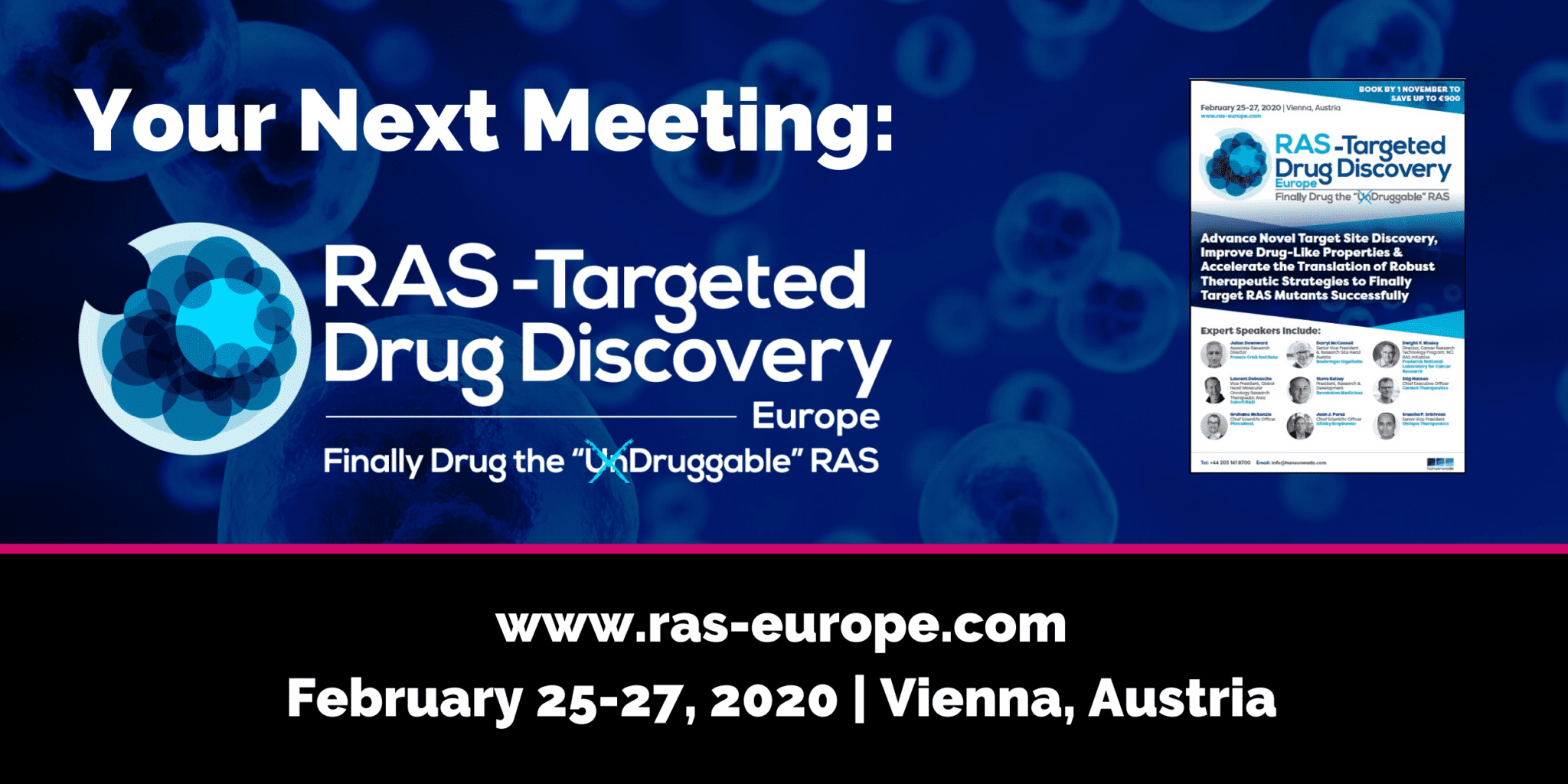RAS- Targeted Drug Discovery Europe